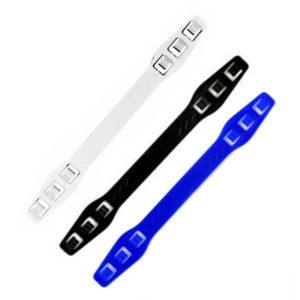 Maskenhalter-weiss-schwar-blau